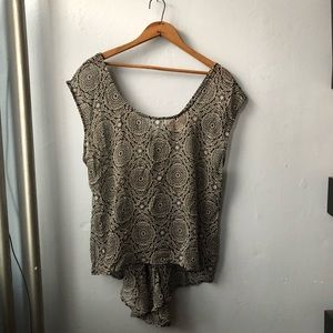 Band of Gypsies HiLo Blouse